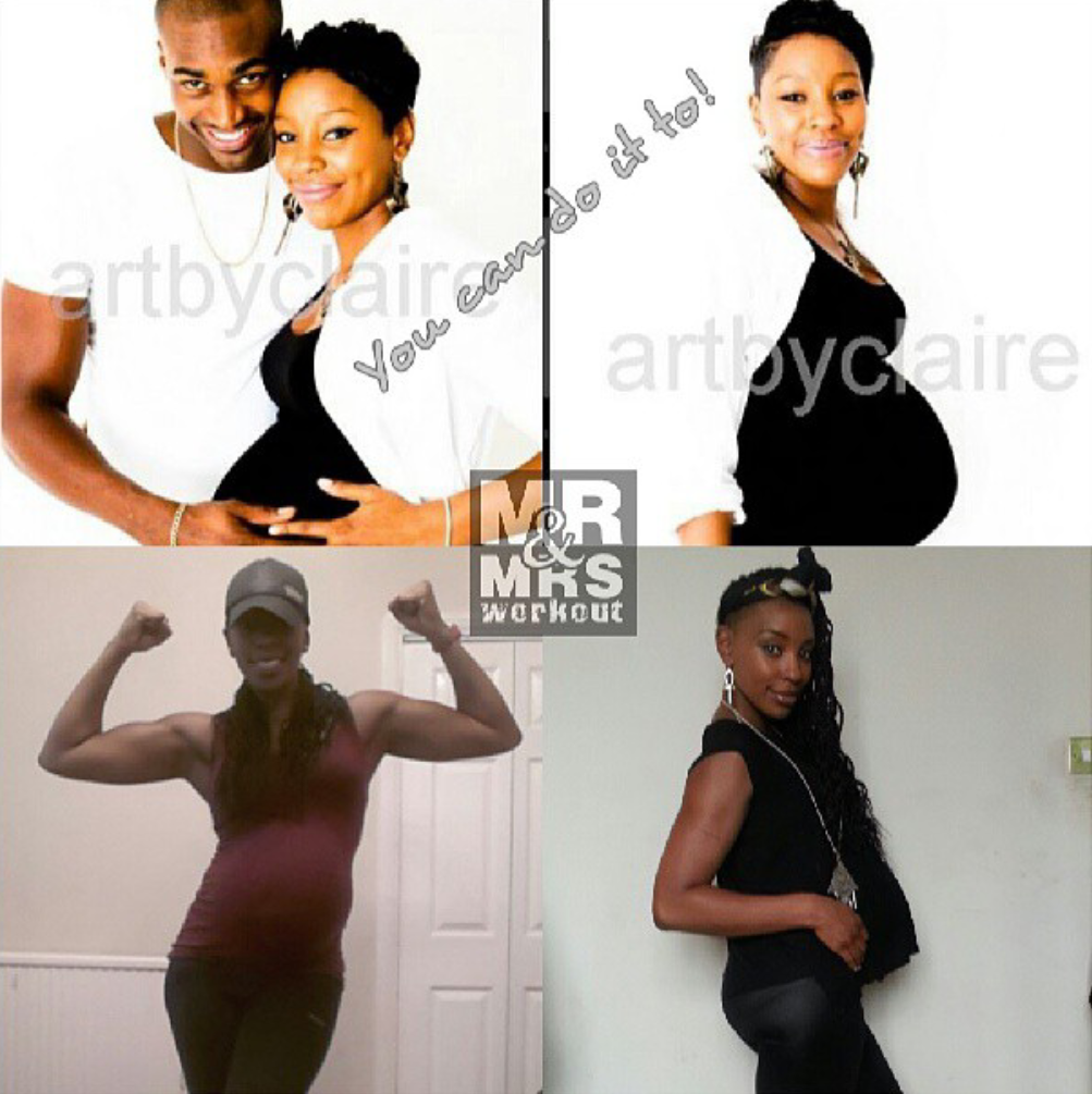 A Mr & Mrs Life Weight training during pregnancy